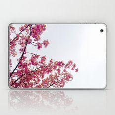 watercolor bloom Laptop & iPad Skin