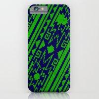 Aztec 3# iPhone 6 Slim Case