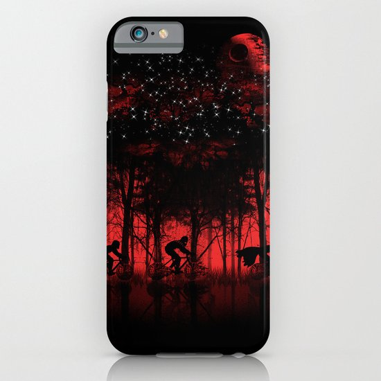 Tour de l'espace iPhone & iPod Case
