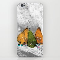 Drunken Pears Brothers iPhone & iPod Skin