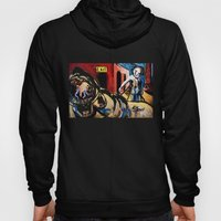 Exit Stage Left Hoody