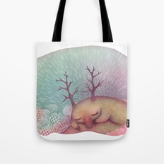 Deep Winter Dreaming (Wi… Tote Bag