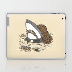 The Mullet Shark Laptop & iPad Skin