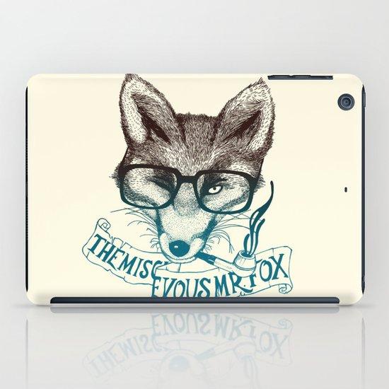 The Mischievous Mr. Fox iPad Case