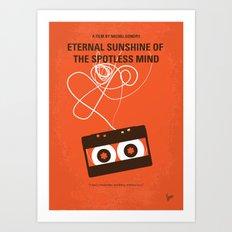 No384 My Eternal Sunshin… Art Print