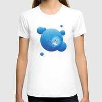 Jelly Womens Fitted Tee White SMALL