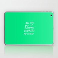 COMPARE Laptop & iPad Skin