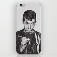 Arctic Monkeys Alex Turn… iPhone & iPod Skin