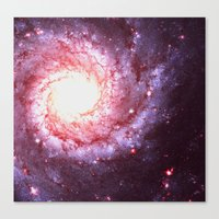 Depths Of The Universe Canvas Print