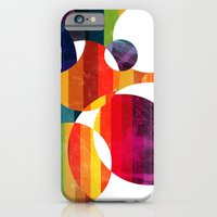 Abstract rainbow  iPhone 6 Slim Case