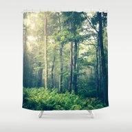 Shower Curtain featuring Inner Peace by Olivia Joy StClaire