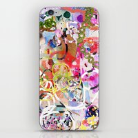 Party Girl 2 iPhone & iPod Skin