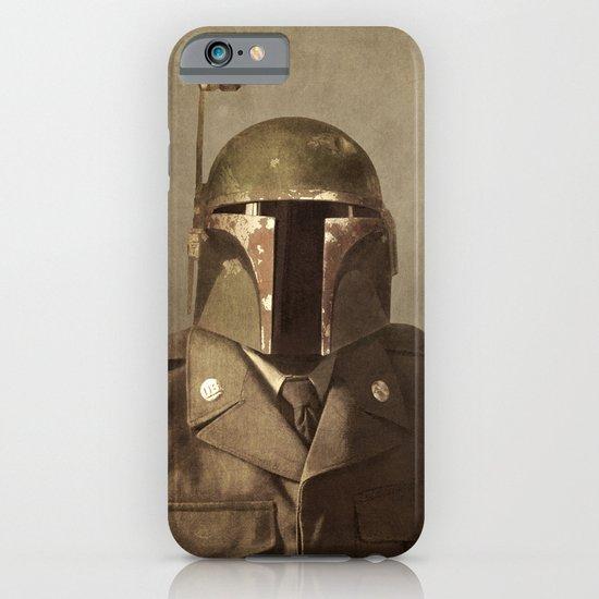 General Fettson   iPhone & iPod Case