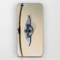 Morgan 4/4 iPhone & iPod Skin