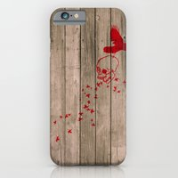 And the birds shall feast... iPhone 6 Slim Case