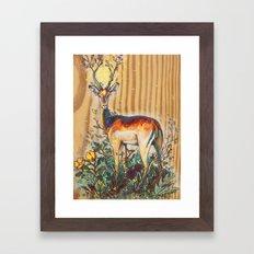 Nature Spirit Framed Art Print