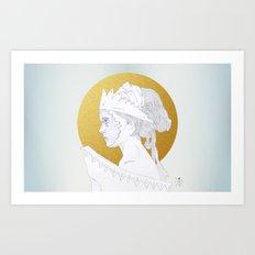FEVER RAY (If I Had A Heart) Art Print