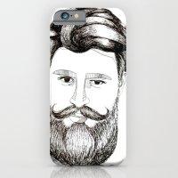 LOVELY BEARD iPhone 6 Slim Case