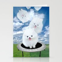 Launch Pad Stationery Cards
