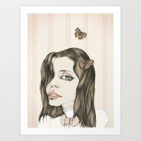 Leticia Dolera Art Print