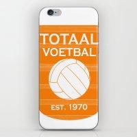 totaal voetbal est. 1970 iPhone & iPod Skin