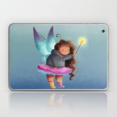 the lazy fairy godmother Laptop & iPad Skin