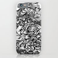 iPhone & iPod Case featuring Inking by Pantalla 64