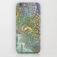 Beauty and the Butterfly iPhone 6 Slim Case