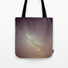 Falling Through Tote Bag