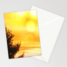 Lemon Sky Stationery Cards