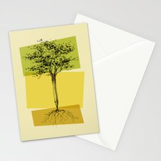 Ideas Don't Grow On Trees Stationery Cards