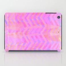 Neon Chevron iPad Case