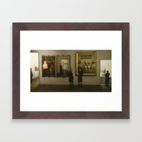 Lost Twins Framed Art Print