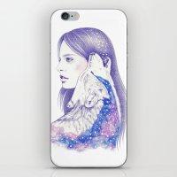 Cosmic Love iPhone & iPod Skin