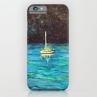 Sailboat Under The Stars iPhone 6 Slim Case