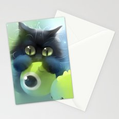 Monster Hunt Stationery Cards