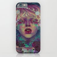 iPhone & iPod Case featuring The Mad Hatter by Georgiath