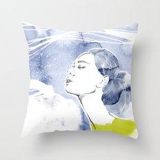 seacret 1 Throw Pillow