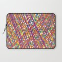 Scribble Crazy Laptop Sleeve