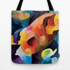 Fall into Truth Tote Bag