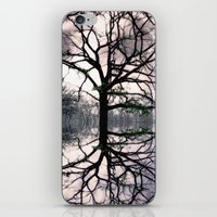 Roots in the Sky iPhone & iPod Skin