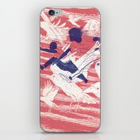 The Leap iPhone & iPod Skin