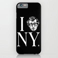 I (Woody) NY Slim Case iPhone 6s