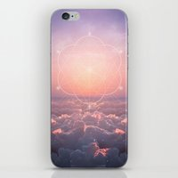 The Sun Is But A Morning… iPhone & iPod Skin