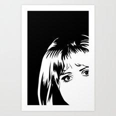 dollybird Art Print