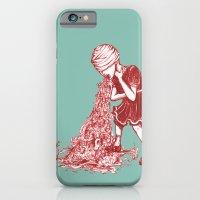 Floral Vomit iPhone 6 Slim Case