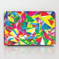 Rave Paint iPad Case