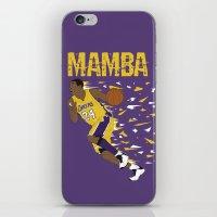 Mamba iPhone & iPod Skin