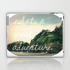 what a great adventure Laptop & iPad Skin