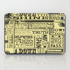Down with the Shine iPad Case